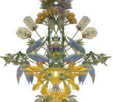 MT Flower Power X Sticker