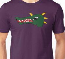 405th B-25D Green Dragons Nose Art Unisex T-Shirt
