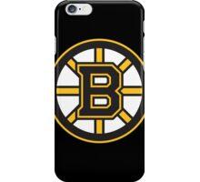 Boston Bruins Logo Hockey iPhone Case/Skin