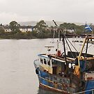 Kirkcudbright fishing boats by sarnia2