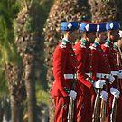 Moroccan royal guard by DKphotoart