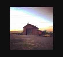 Countryside at dusk in Washington State  Unisex T-Shirt