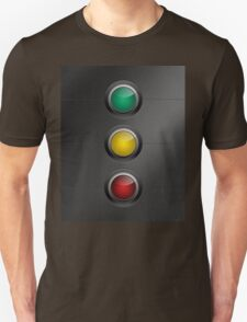 Traffic Lights Unisex T-Shirt