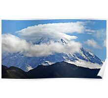 Mt. Rainier - Enumclaw, Washington Poster
