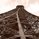 perspective - eiffel tower by DKphotoart