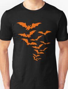 BATS IN THE BELFRY-2 Unisex T-Shirt