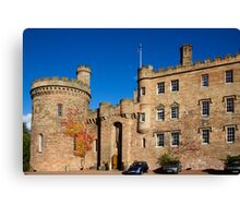 Dalhousie Castle Canvas Print