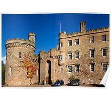 Dalhousie Castle Poster