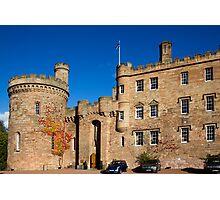Dalhousie Castle Photographic Print