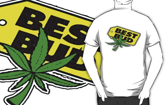 Best Bud Logo T Shirt