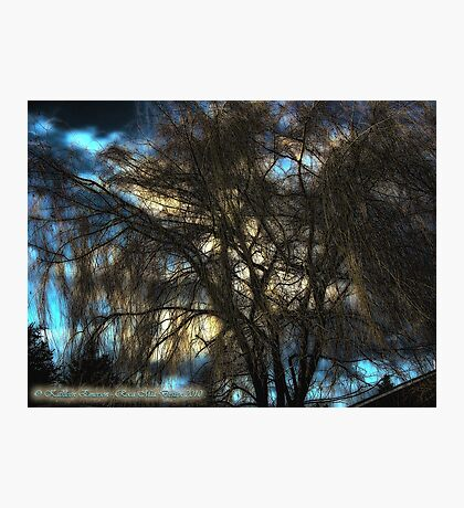 Happy Haunting Photographic Print
