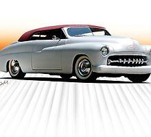 1950 Mercury 'Kustom' Convertible by DaveKoontz