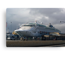Sun Princess Canvas Print