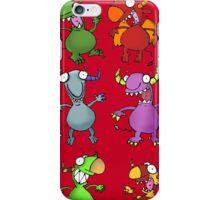 Monsterious espectacular iPhone Case/Skin