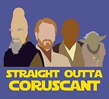 Straight Outta Coruscant by RowanArthur93