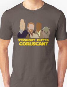 Straight Outta Coruscant T-Shirt