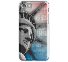 American Liberty iPhone Case/Skin