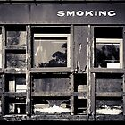 smoking by Andrew Bradsworth