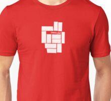 Choose Love - Shape Heart White Unisex T-Shirt