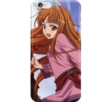 Ookami to Koushinryou - Spice and Wolf - Holo  iPhone Case/Skin