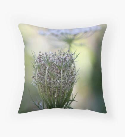 reminiscing Throw Pillow