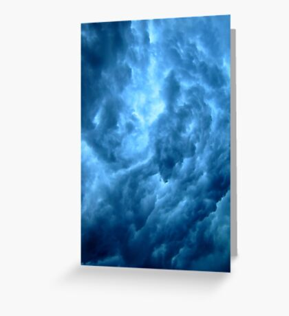 Cloudy Sky Greeting Card