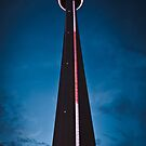 CN Tower Toronto by Chris Muscat