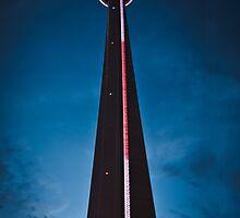 CN Tower Toronto by Chris Muscat