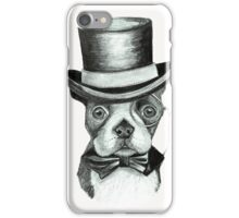 Doggy Vintage-nous iPhone Case/Skin