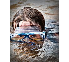 Aquatics Photographic Print