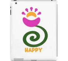 Happy Abstract iPad Case/Skin