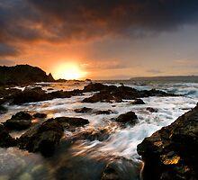 Dangerous Rock Pools by Ken Wright