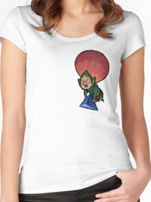 Legend Of Zelda Tingle Women's Fitted Scoop T-Shirt