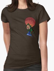 Legend Of Zelda Tingle Womens Fitted T-Shirt