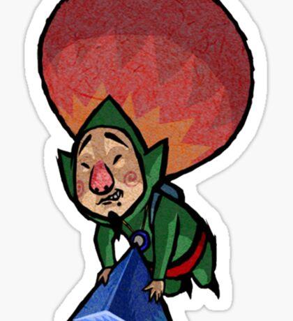 Legend Of Zelda Tingle Sticker