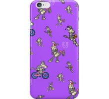 Free your inner Zonkey ! d purp. iPhone Case/Skin