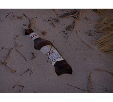 Beer in the Wild Photographic Print