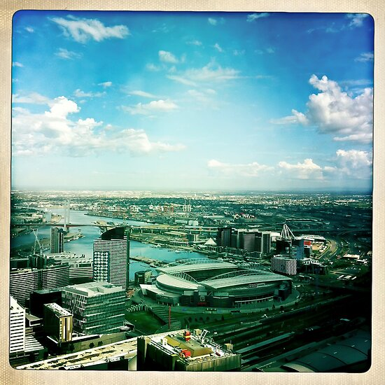 Docklands - Melbourne by Raul's Companion
