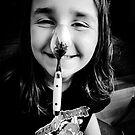 Spoon Girl by Barbara Wyeth