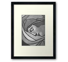 Madonna of Humility Framed Print