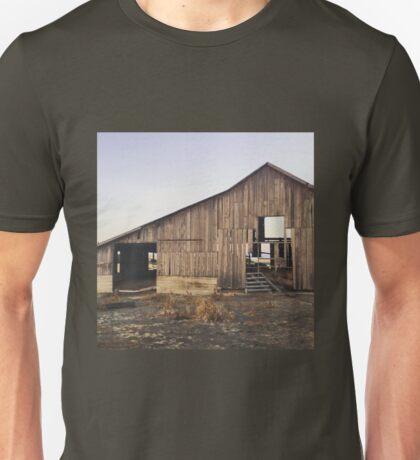 Rustic barn Unisex T-Shirt