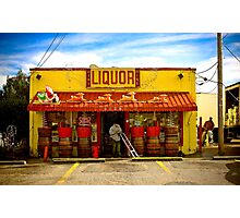 """""""Happy Holidays"""" - Memphis Tennessee Photographic Print"""