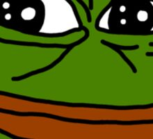 Pepe the frog Sticker