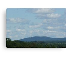 Hudson Valley Sunday Canvas Print