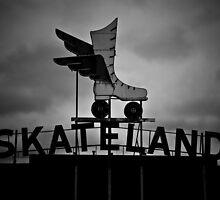 """Skateland"" - Memphis, Tennessee by jscherr"