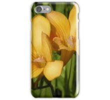 Freesia Spray iPhone Case/Skin