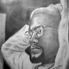 The X Factor - The Real Malcolm X by Charles Ezra Ferrell