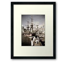 Endeavour  Framed Print