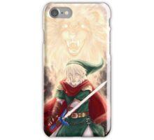 The Lion's Roar iPhone Case/Skin