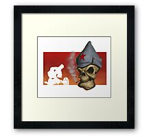 Red Army Framed Print